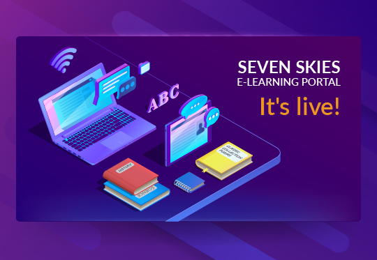 Seven Skies e-learning Portal