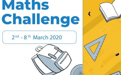 Mathletics March Maths Challenge 2020